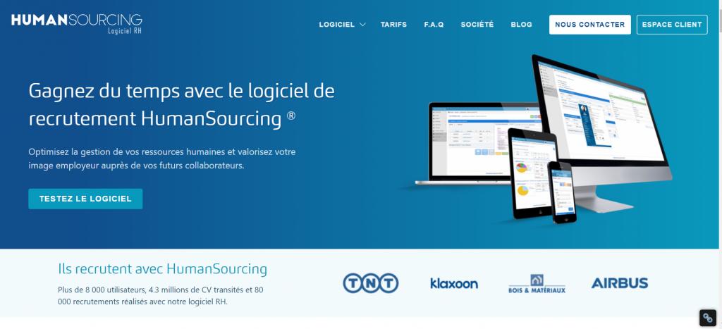 human sourcing